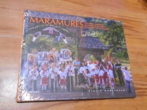 Album - Maramures - Lume veche, lume noua - romana/engleza/franceza