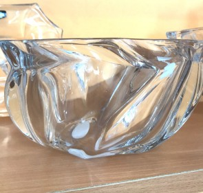 Bol - Cristalit de Bohemia- 19,5 cm