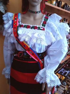 Camasa traditionala femei - zona Maramures