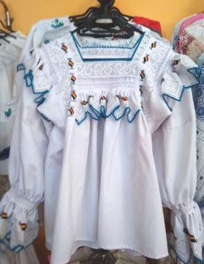 Camasa traditionala femei - zona Maramures- model 2