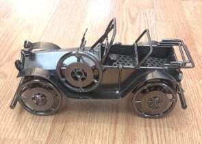 Masina metal - macheta,19 cm