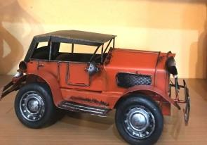 Masina metal - macheta,18,5 cm