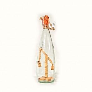 Sticla cu fantana - 0,75l